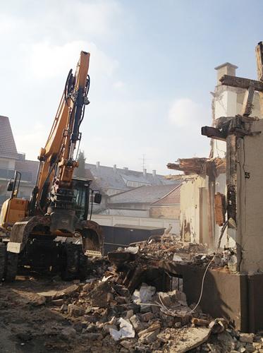 Bauendreinigung und Baufeinreinigung